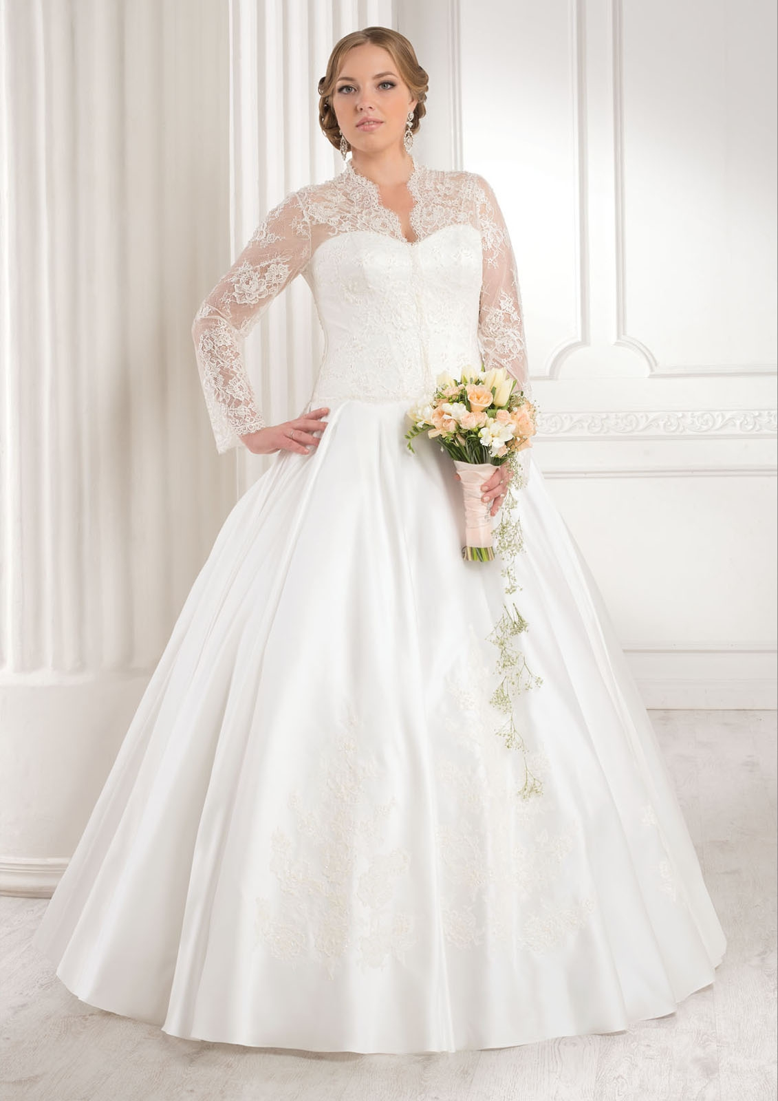 Размер 48 свадебное платье