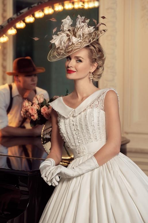 Свадебное платье жаннет
