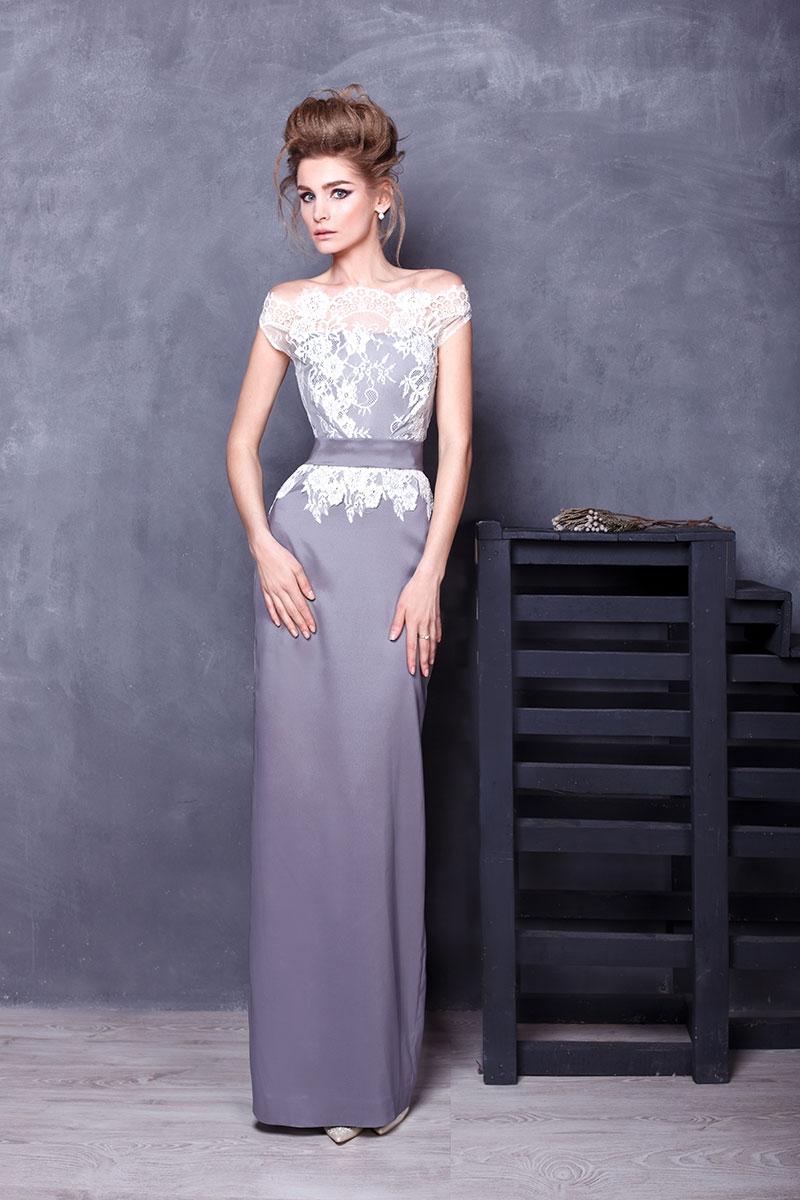 9732e56ab4e вечернее платье EMSE модель 0115L (цена  12900руб) - вечерние платья ...