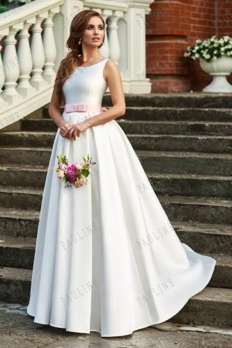 Паулине свадебное платье