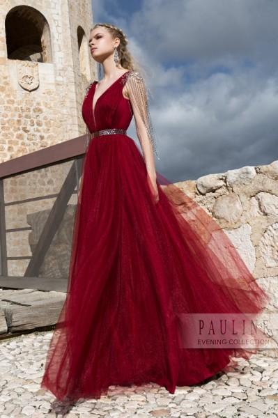 117df6aeb4c выпускное платье PAULINE модель ПОЦЕЛУЙ ЭДВАРДА ( цена  24000руб) кол-я  2019 в