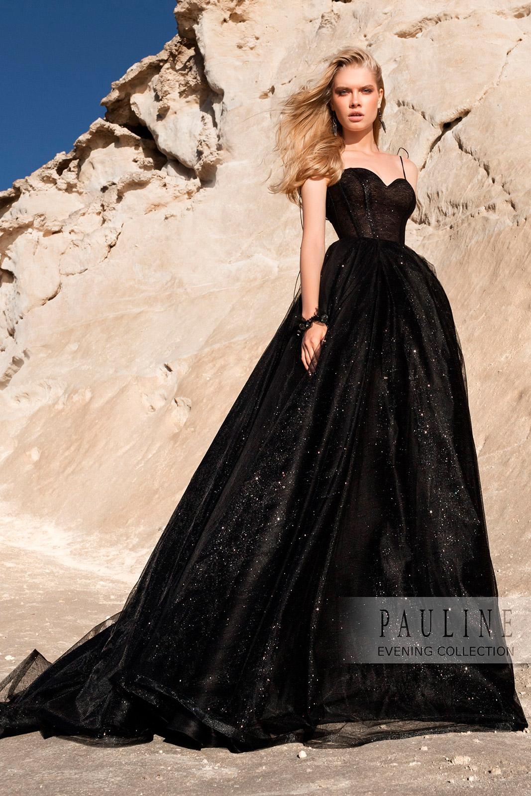 64ac096abb7 выпускное платье PAULINE модель ЧЕРНАЯ КОРОЛЕВА ( цена  31000руб) кол-я 2019