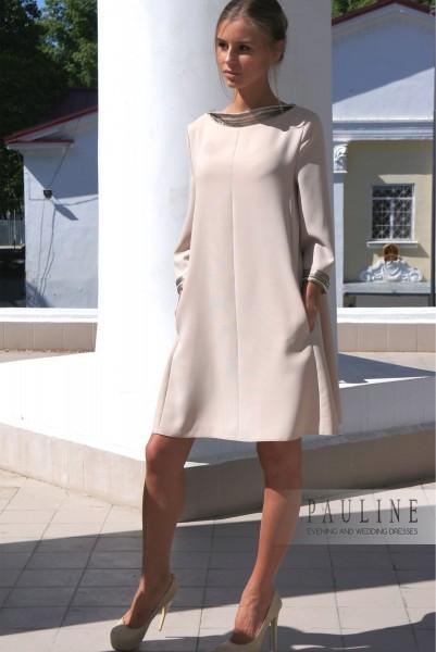 d2f0809d08bf1a8 коктейльное платье PAULINE модель КЕННЕДИ ( цена: 11000руб) кол-я2019г в  наличии 46р